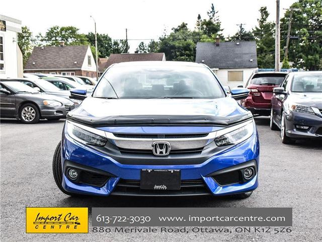 2017 Honda Civic Touring (Stk: 106550) in Ottawa - Image 2 of 24