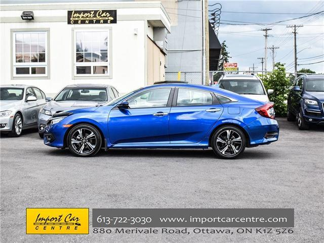 2017 Honda Civic Touring (Stk: 106550) in Ottawa - Image 3 of 24