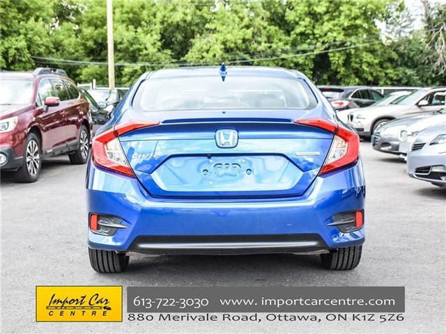 2017 Honda Civic Touring (Stk: 106550) in Ottawa - Image 5 of 24