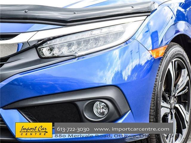 2017 Honda Civic Touring (Stk: 106550) in Ottawa - Image 6 of 24