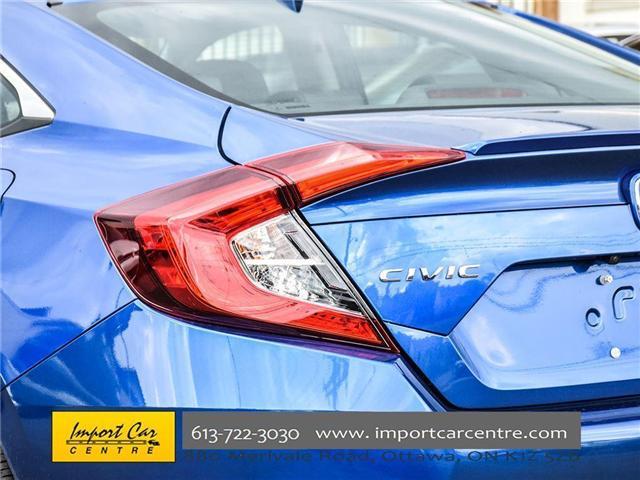 2017 Honda Civic Touring (Stk: 106550) in Ottawa - Image 7 of 24