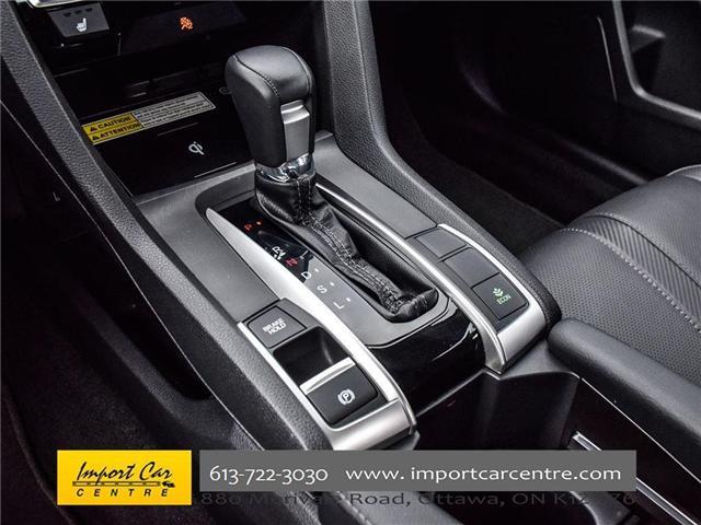 2017 Honda Civic Touring (Stk: 106550) in Ottawa - Image 9 of 24