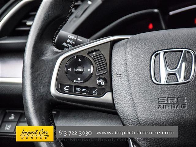 2017 Honda Civic Touring (Stk: 106550) in Ottawa - Image 13 of 24