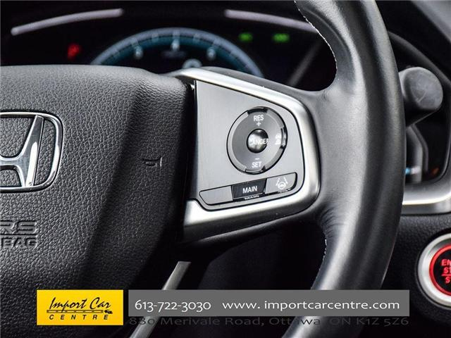 2017 Honda Civic Touring (Stk: 106550) in Ottawa - Image 14 of 24
