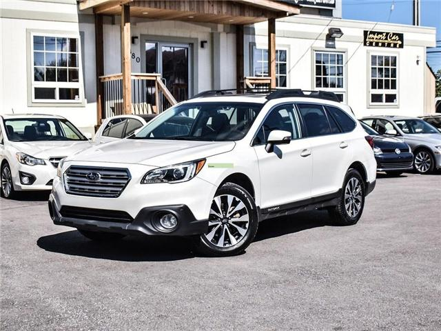 2016 Subaru Outback 2.5i Limited Package (Stk: 293721) in Ottawa - Image 1 of 22