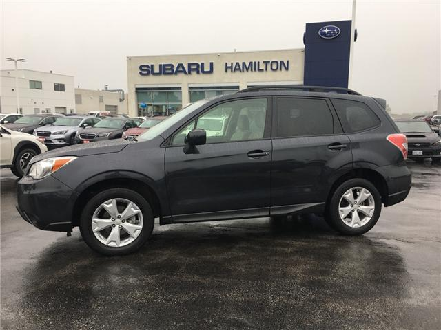 2016 Subaru Forester 2.5i Touring Package (Stk: S7205A) in Hamilton - Image 1 of 24