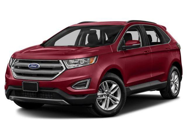 2016 Ford Edge SEL (Stk: 1614) in Owen Sound - Image 1 of 1