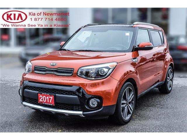 2017 Kia Soul EX (Stk: 170422) in Newmarket - Image 1 of 21