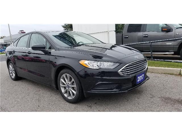 2017 Ford Fusion SE (Stk: 52895) in Unionville - Image 1 of 17