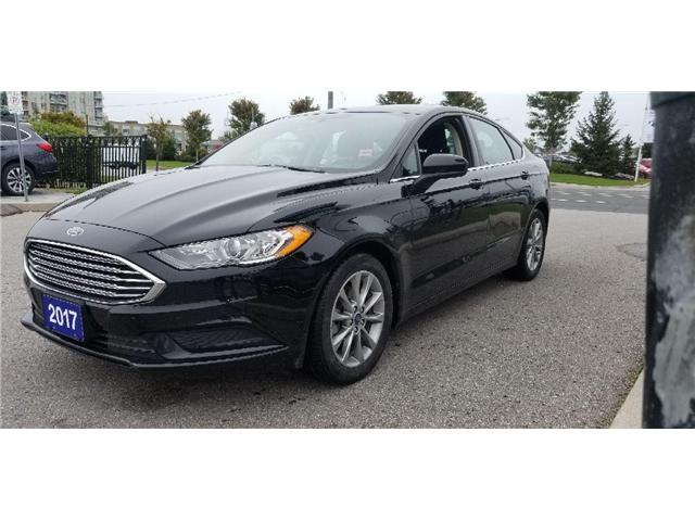 2017 Ford Fusion SE (Stk: 52895) in Unionville - Image 2 of 17