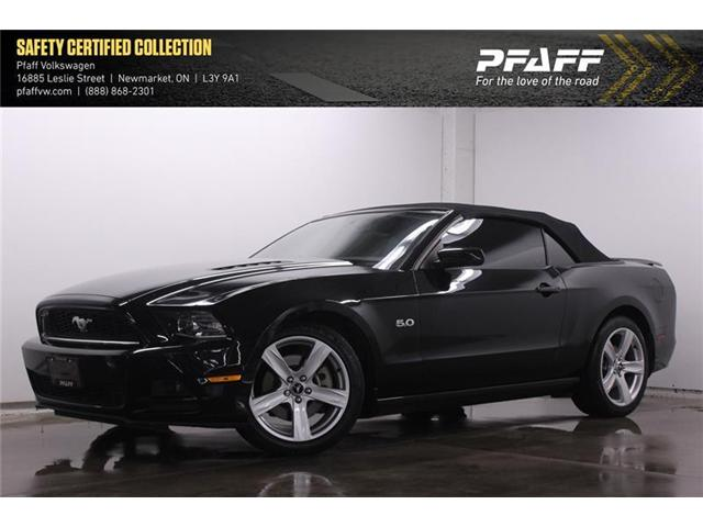 2013 Ford Mustang GT (Stk: V3499A) in Newmarket - Image 1 of 19