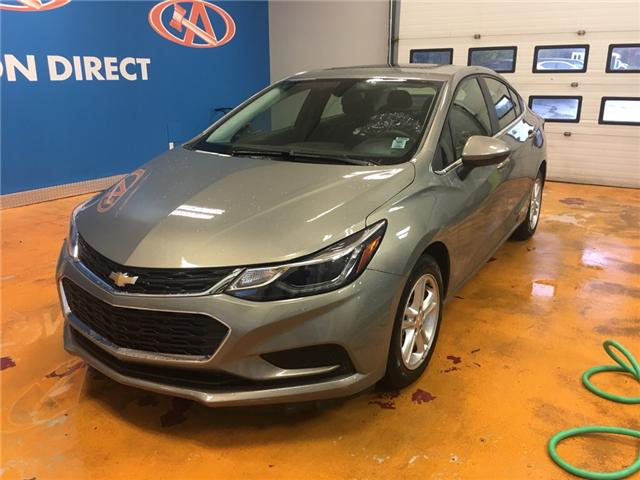 2018 Chevrolet Cruze LT Auto (Stk: 18-203697) in Lower Sackville - Image 1 of 16