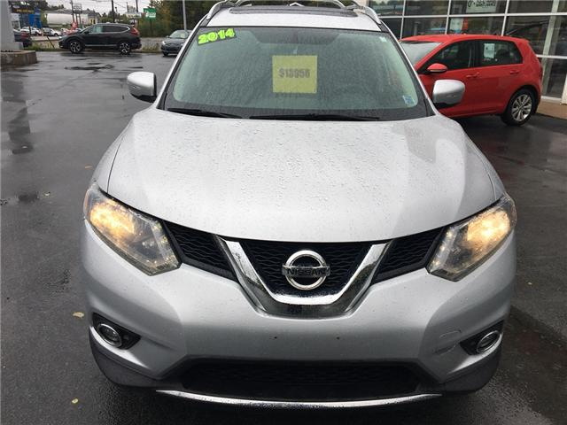 2014 Nissan Rogue SV (Stk: U985) in Hebbville - Image 2 of 26