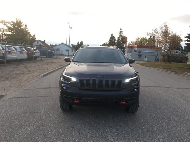 2019 Jeep Cherokee Trailhawk (Stk: T19-22) in Nipawin - Image 2 of 15