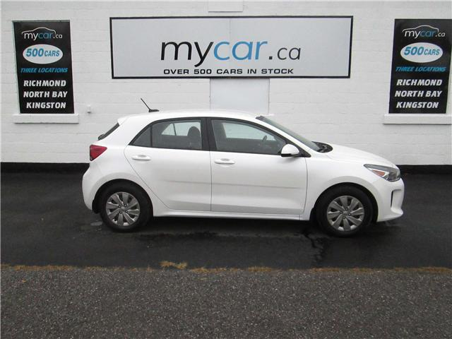 2018 Kia Rio5 LX+ (Stk: 181489) in Richmond - Image 1 of 13