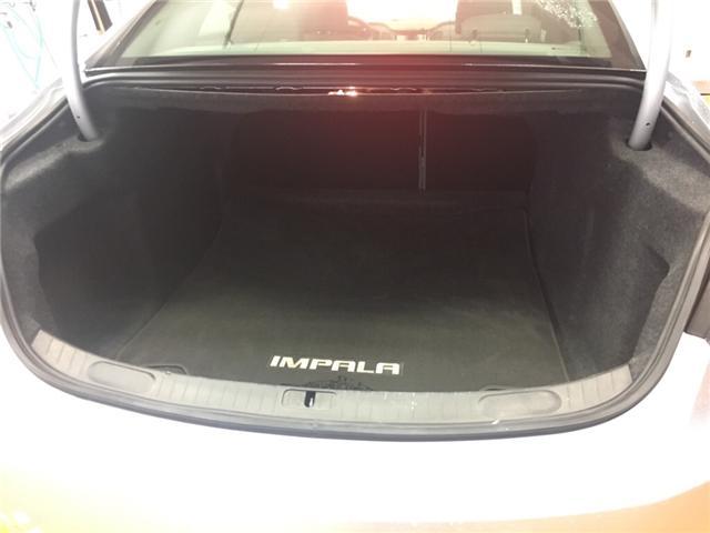 2018 Chevrolet Impala 1LT (Stk: 18-141257) in Lower Sackville - Image 11 of 16