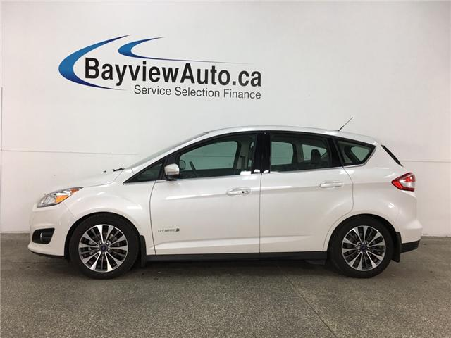2017 Ford C-Max Hybrid Titanium (Stk: 33565W) in Belleville - Image 1 of 29