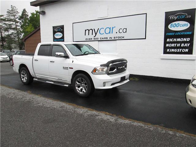 2016 RAM 1500 Longhorn (Stk: 181345) in Richmond - Image 2 of 11
