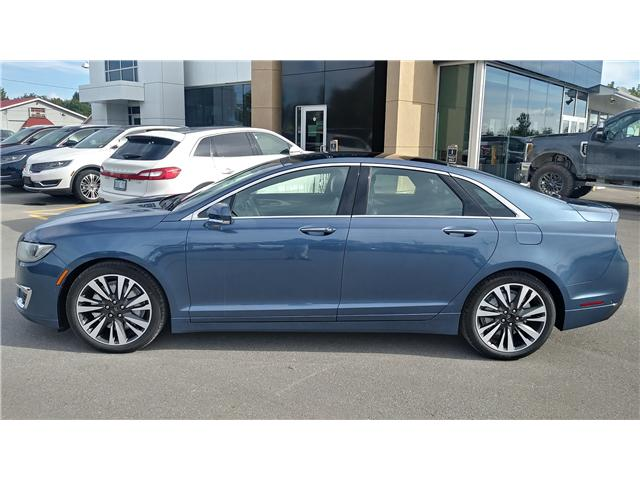 2019 Lincoln MKZ Reserve (Stk: L1109) in Bobcaygeon - Image 1 of 23
