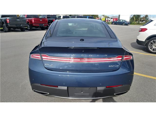 2019 Lincoln MKZ Reserve (Stk: L1109) in Bobcaygeon - Image 21 of 23