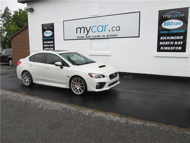 2016 Subaru WRX Sport Package (Stk: 181474) in Kingston - Image 2 of 14