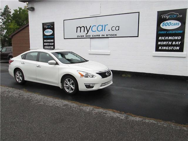2015 Nissan Altima 2.5 SL (Stk: 181428) in Richmond - Image 2 of 14