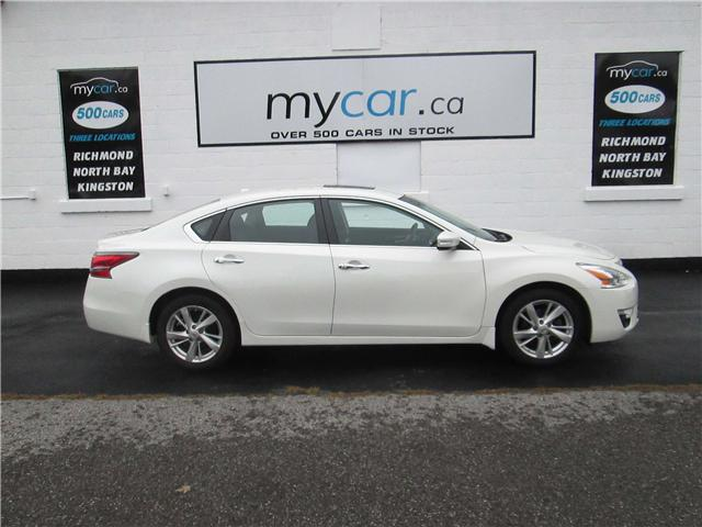 2015 Nissan Altima 2.5 SL (Stk: 181428) in Kingston - Image 1 of 14