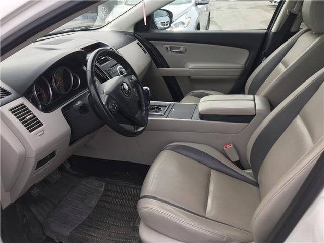 2011 Mazda CX-9 GS (Stk: B0330082) in Sarnia - Image 2 of 4