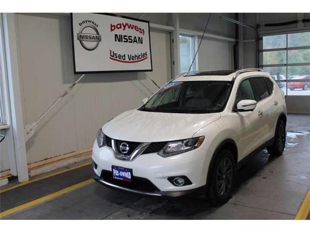 2016 Nissan Rogue SL Premium (Stk: P0613) in Owen Sound - Image 1 of 14
