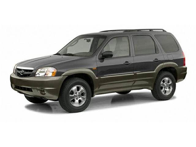 Used 2004 Mazda Tribute LX V6  - Coquitlam - Eagle Ridge Chevrolet Buick GMC