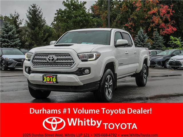 2016 Toyota Tacoma  (Stk: 80828A) in Whitby - Image 1 of 20