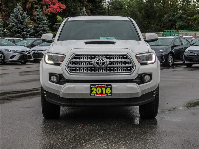 2016 Toyota Tacoma  (Stk: 80828A) in Whitby - Image 2 of 20