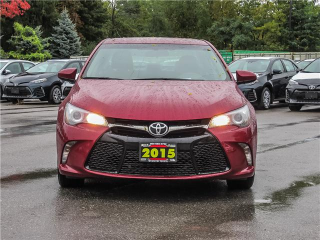 2015 Toyota Camry  (Stk: 80800A) in Whitby - Image 2 of 20