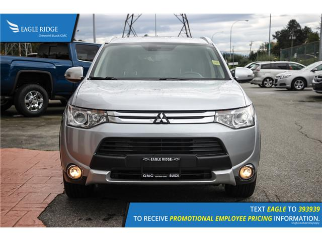 2015 Mitsubishi Outlander GT (Stk: 159255) in Coquitlam - Image 2 of 17