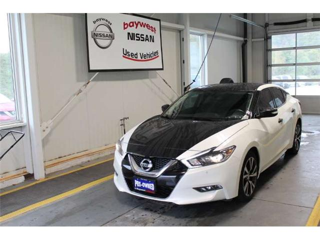 2017 Nissan Maxima SV (Stk: P0559) in Owen Sound - Image 1 of 13