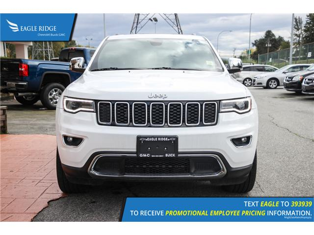 2017 Jeep Grand Cherokee Limited (Stk: 178996) in Coquitlam - Image 2 of 17