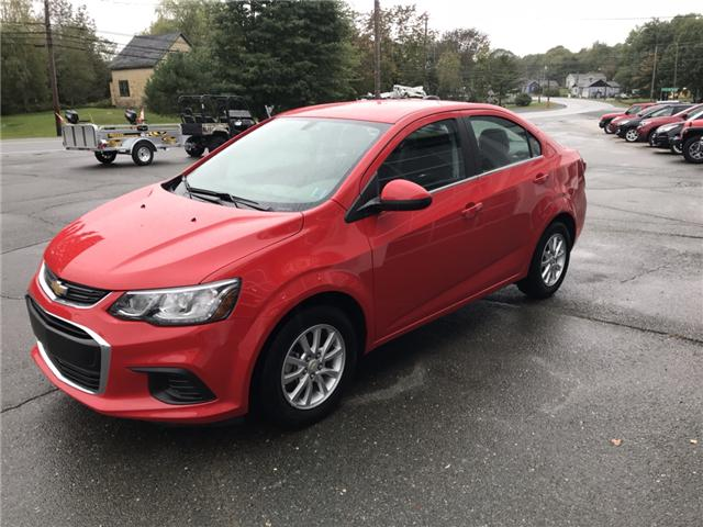 2018 Chevrolet Sonic LT Auto (Stk: A1007) in Liverpool - Image 3 of 13