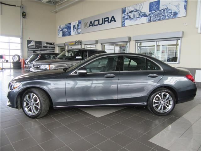 2015 Mercedes-Benz C-Class Base (Stk: A3840) in Saskatoon - Image 2 of 18
