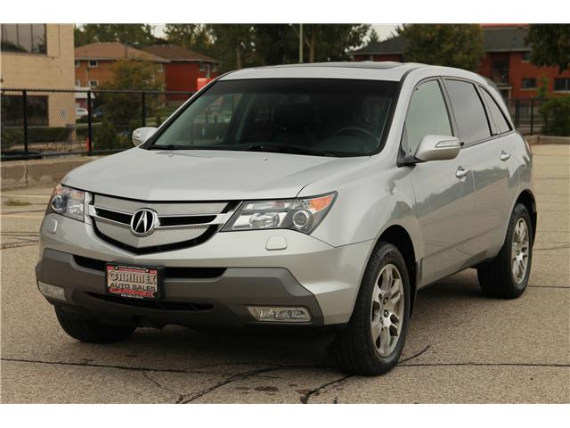 Used Acura MDX For Sale In Waterloo Carimex Auto Sales - Used acura mdx for sale