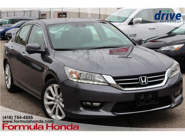 2015 Honda Accord Touring (Stk: B10620) in Scarborough - Image 1 of 38