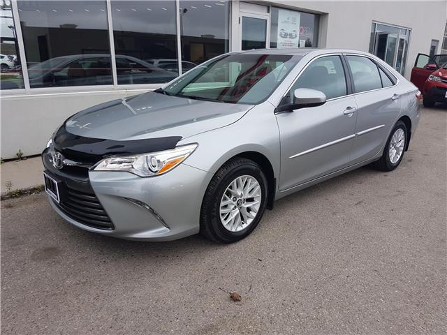 2016 Toyota Camry LE (Stk: A01555) in Guelph - Image 1 of 26