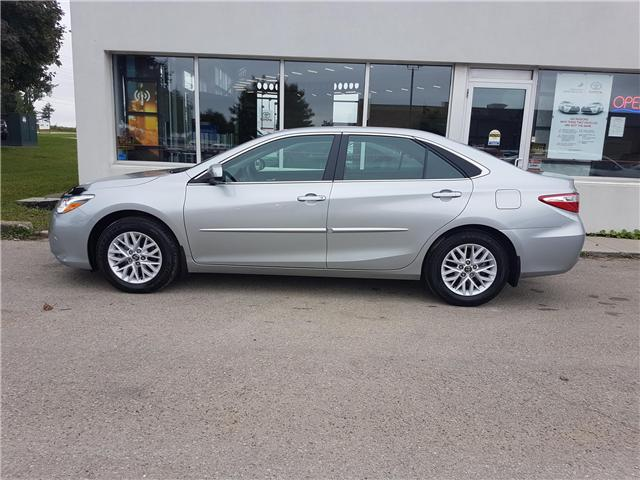 2016 Toyota Camry LE (Stk: A01555) in Guelph - Image 2 of 26