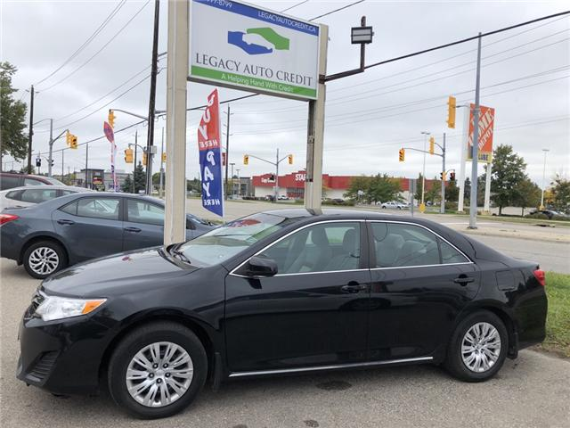 2014 Toyota Camry LE (Stk: L8808A) in Waterloo - Image 1 of 19