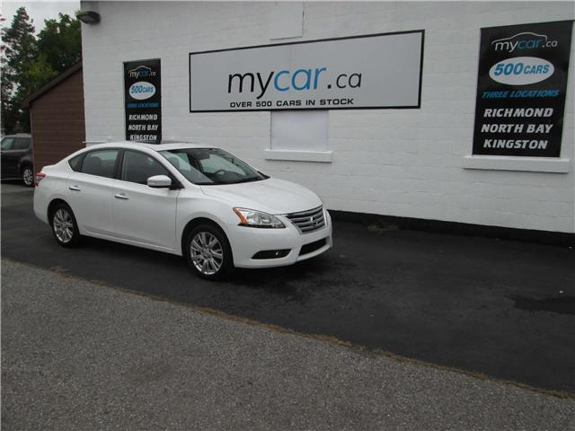 2015 Nissan Sentra 1.8 SL (Stk: 181392) in Richmond - Image 2 of 14