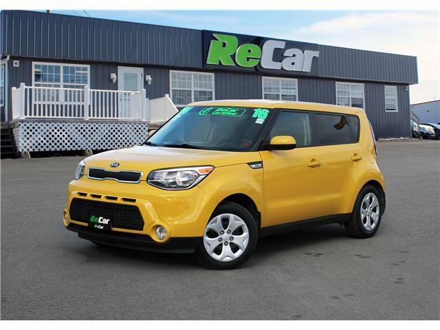 2016 Kia Soul LX (Stk: 181048A ) in Fredericton - Image 1 of 24