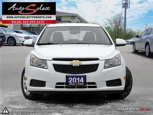 2014 Chevrolet Cruze  (Stk: 14RWR81) in Scarborough - Image 2 of 27