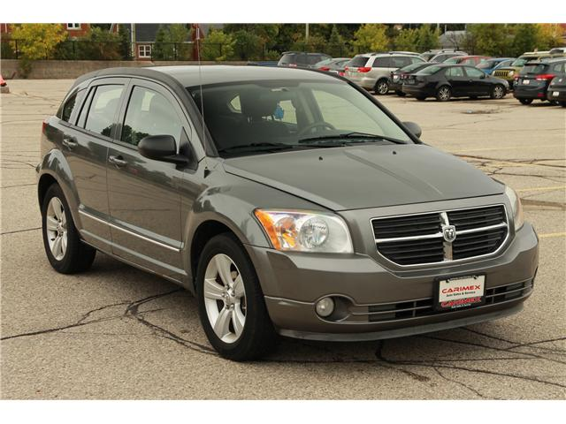 2012 Dodge Caliber SXT (Stk: 1809459) in Waterloo - Image 1 of 24