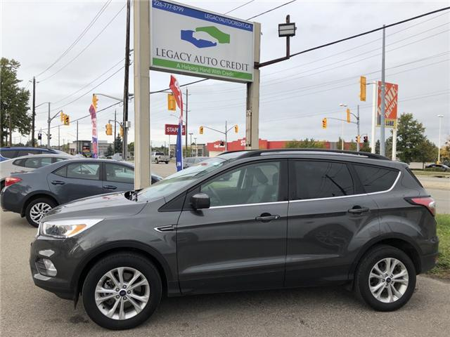 2018 Ford Escape SE (Stk: L8827) in Waterloo - Image 1 of 18