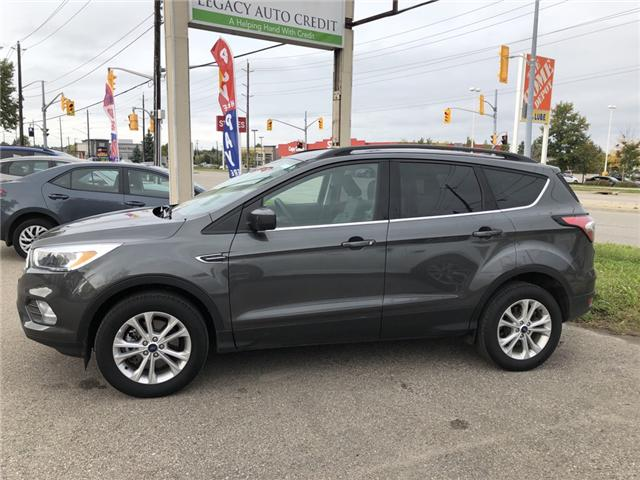 2018 Ford Escape SE (Stk: L8827) in Waterloo - Image 2 of 18