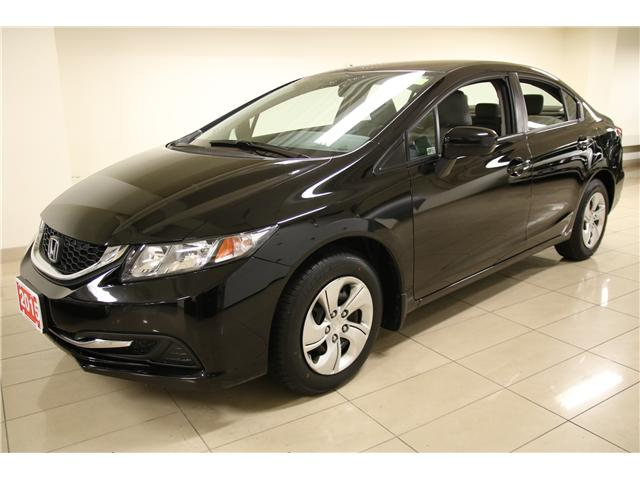 2015 Honda Civic LX (Stk: H181028A) in Toronto - Image 1 of 26